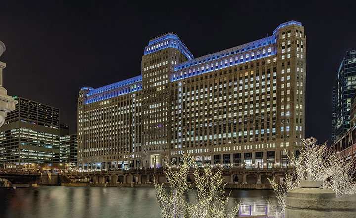 theMART is one of Chicago's most historic landmarks.