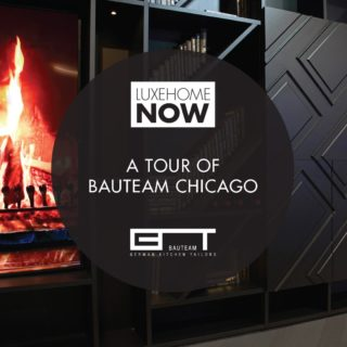 Join us for an exclusive tour of the all-new BauTeam Chicago Boutique at LuxeHome! Today at 3:00PM CT we will be stepping into the BauTeam Chicago Boutique for a first look at all their collection of luxury brands – BauBasic, BauLux, BauCloset, BLV, and BT45. Tune in with us! #LuxeHomeNow @bauteamchicago @bauteamofficial @bt45_luxury_kitchens @bauformatusa . . . #DiscoverLuxeHome #theMART #Chicago #Boutique #NewBoutique #BauTeam #BauTeamChicago #BT45Kitchens #BT45Kitchens #BauformatUSA #GermanKitchen